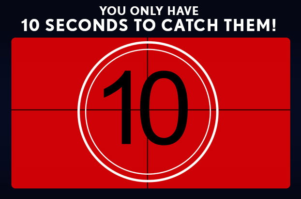 those 10 seconds are key gcv productions