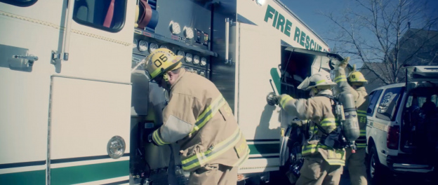 Heroes of Greenfields Fire Company [Featured Work]